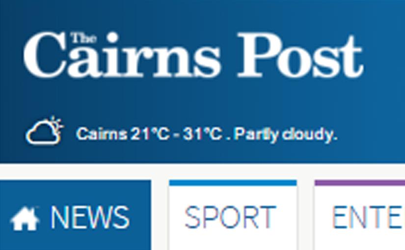 Horké novinky z Cairns