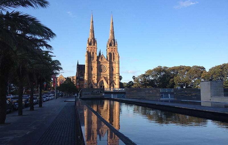 Poznávání Sydney