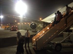 Boeing 777 v Dubaji