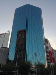 Budova v centru
