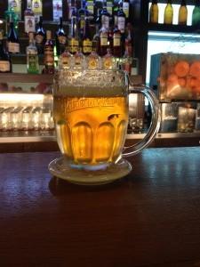 Poslední pivo v Praze