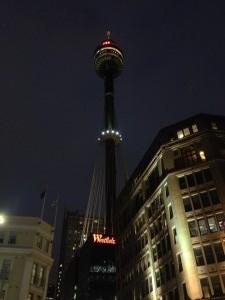 Sydney Tower Eye (nejvyšší budova ve městě))